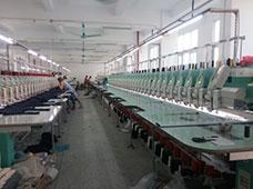 Foshan customer' factory