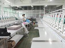 Zhongshan customer' factory